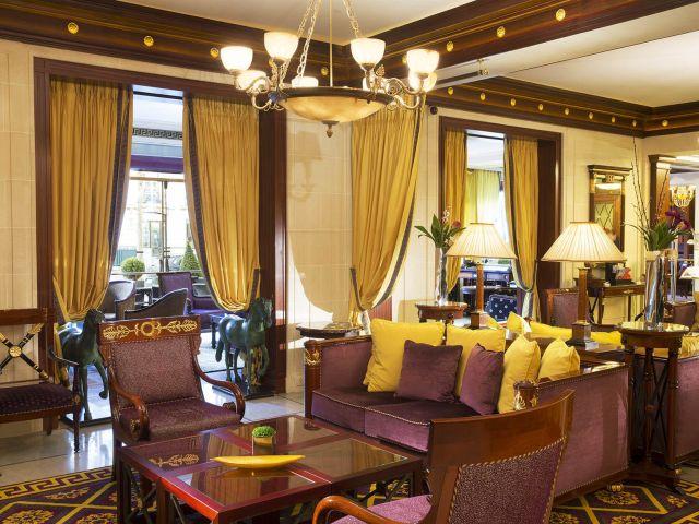 angebote hotel napoleon paris g nstig online buchen. Black Bedroom Furniture Sets. Home Design Ideas