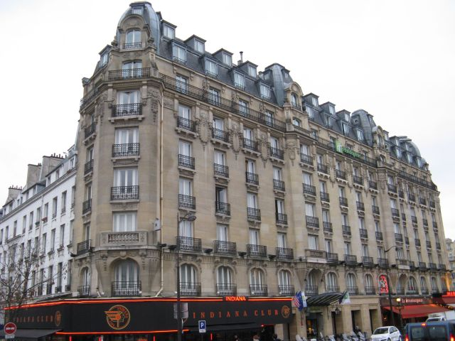 angebote hotel holiday inn paris gare de l 39 est paris. Black Bedroom Furniture Sets. Home Design Ideas