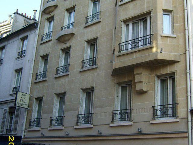 angebote hotel royal fromentin paris g nstig online. Black Bedroom Furniture Sets. Home Design Ideas