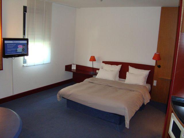 angebote novotel suites wien city donau wien g nstig. Black Bedroom Furniture Sets. Home Design Ideas