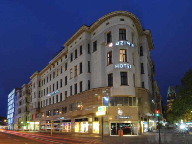 angebote azimut hotel kurf rstendamm berlin berlin. Black Bedroom Furniture Sets. Home Design Ideas