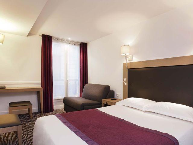 angebote hotel elysees flaubert paris g nstig online. Black Bedroom Furniture Sets. Home Design Ideas