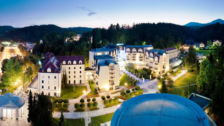 Grand Hotel Sava Rogaska Slatina Holidaycheck Savinjska Sann Gegend Slowenien