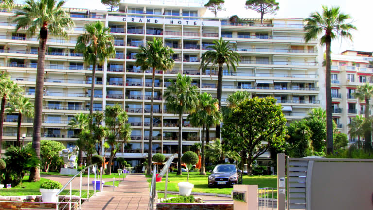 Le Grand Hotel Cannes Cannes Holidaycheck Cote D Azur Frankreich