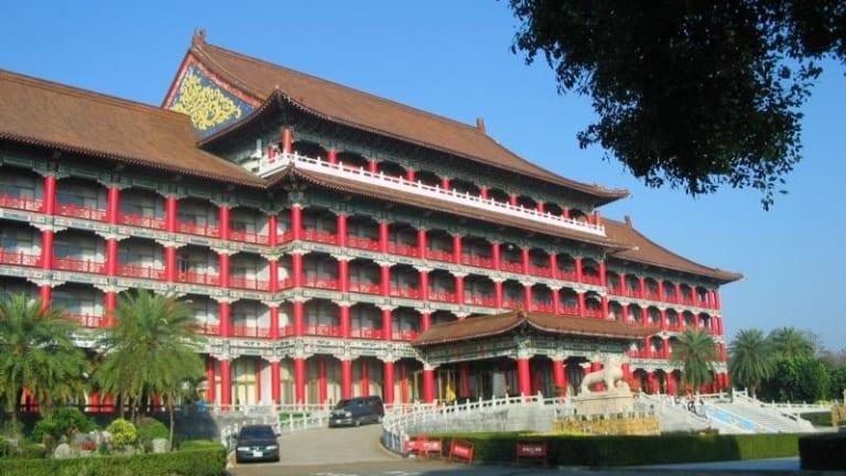 The Grand Hotel Kaohsiung Kaohsiung City Holidaycheck Taiwan Taiwan R O C