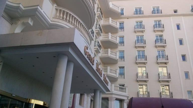 Grand Hotel Palace Evosmo Holidaycheck Griechisches Festland Griechenland