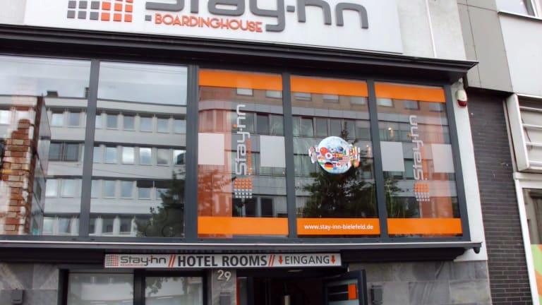 Alte börse bielefeld restaurant Hansen