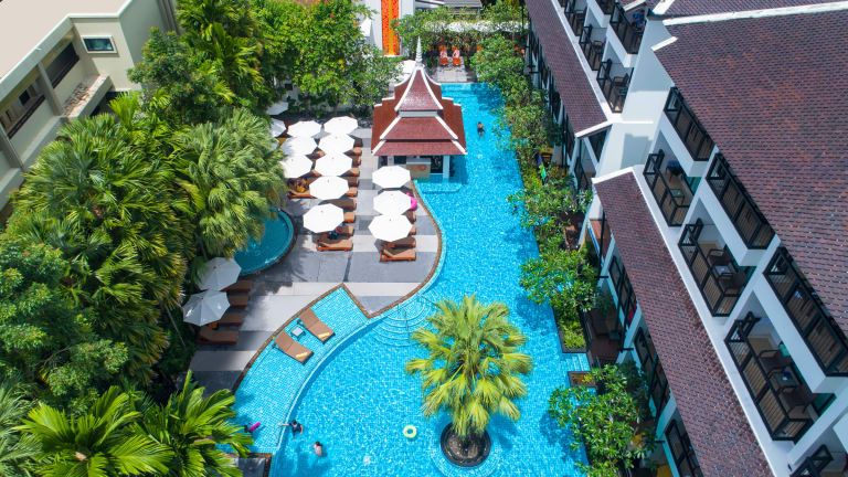 Centara Anda Dhevi Resort Spa Krabi Ao Nang Holidaycheck Krabi Thailand