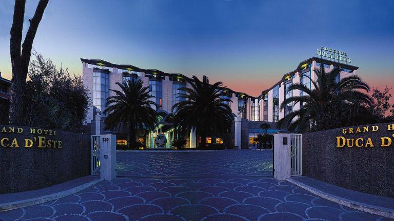 Grand Hotel Duca D Este Tivoli Holidaycheck Latium Italien