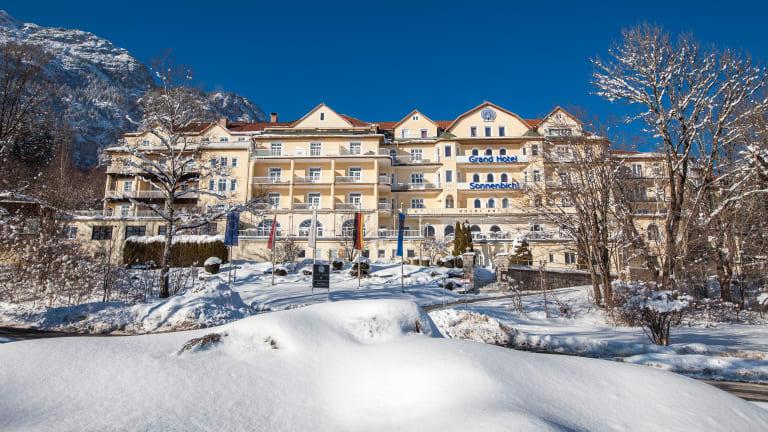 Grand Hotel Sonnenbichl Garmisch Partenkirchen Holidaycheck Bayern Deutschland