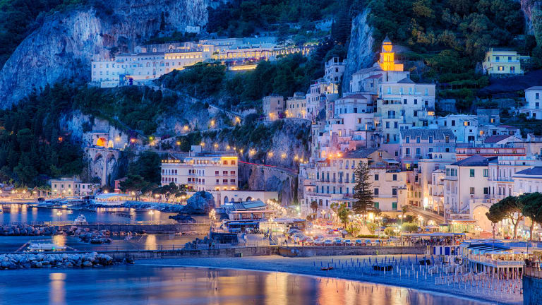 Nh Collection Grand Hotel Convento Di Amalfi Amalfi Holidaycheck Kampanien Italien