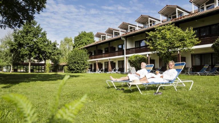 Johannesbad Vitalhotel Jagdhof Kirchham Holidaycheck Bayern Deutschland