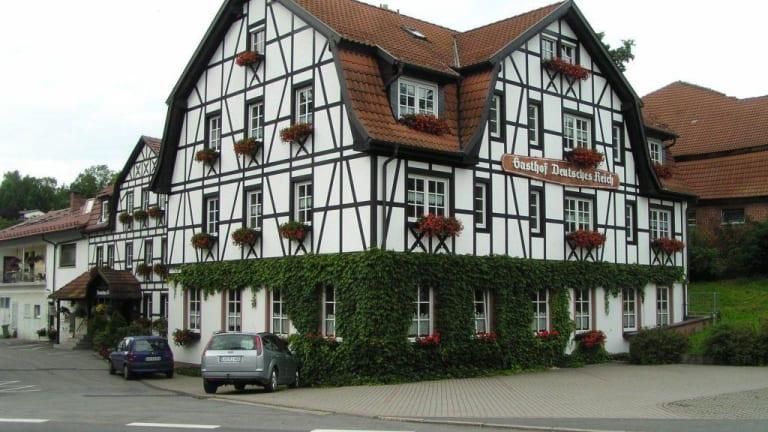 Gasthof Sommer Lautertal Holidaycheck Bayern Deutschland
