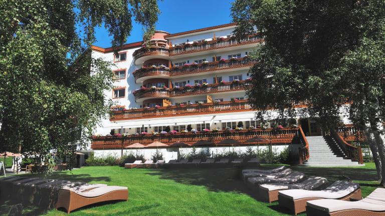 Grand Hotel Du Golf Crans Montana Holidaycheck Kanton Wallis Schweiz
