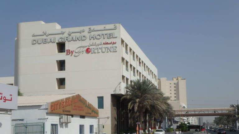 Dubai Grand Hotel Dubai Holidaycheck Dubai Vereinigte Arabische Emirate