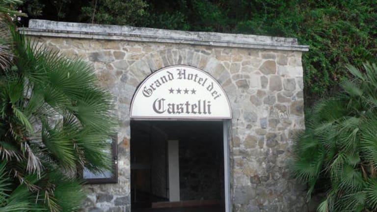 Grand Hotel Dei Castelli Sestri Levante Holidaycheck Ligurien Italien
